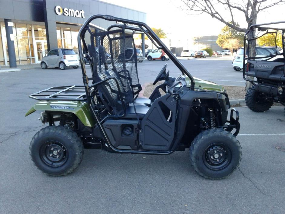 honda pioneer 500 motorcycles for sale in new mexico. Black Bedroom Furniture Sets. Home Design Ideas