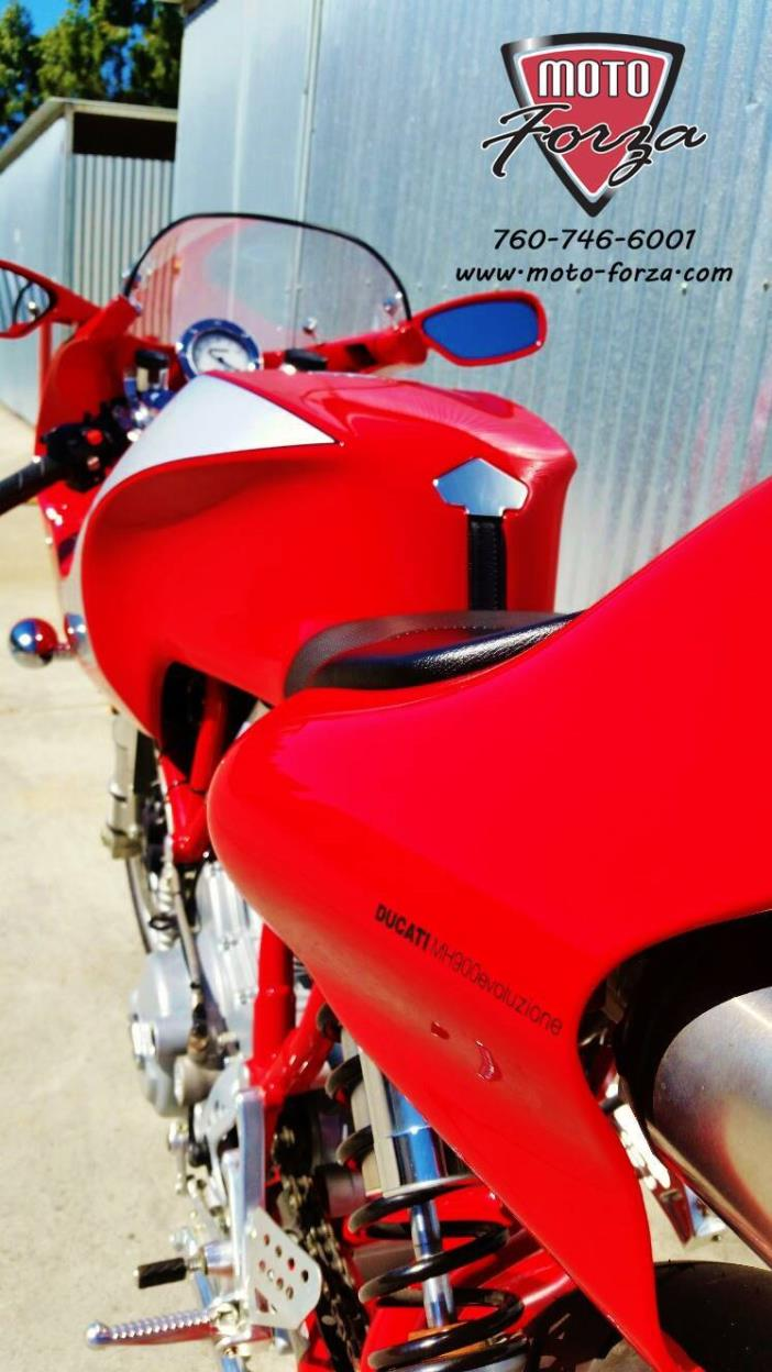 ducati mh900e motorcycles for sale. Black Bedroom Furniture Sets. Home Design Ideas