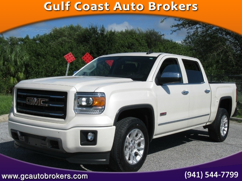 2015 GMC SIERRA SLE ALL TERRAIN EDITION 4x4 BACK UP CAMERA