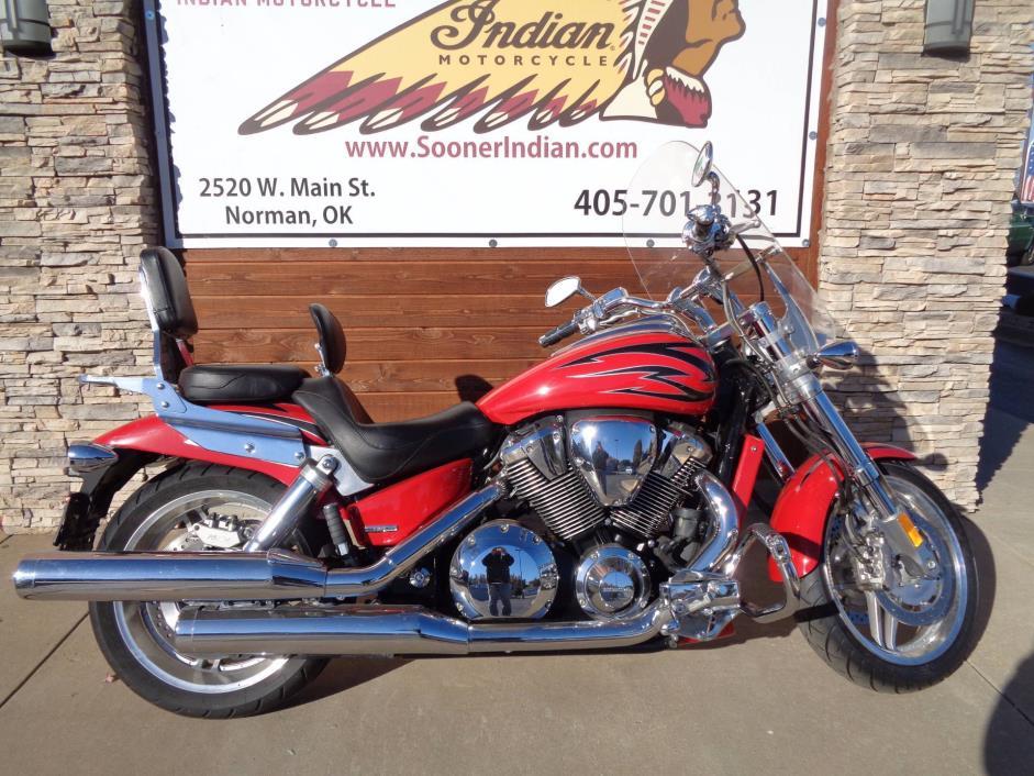 Honda Vtx1800f motorcycles for sale in Oklahoma