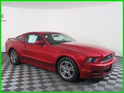 2013 Ford Mustang V6 RWD Coupe Leather Seats Cruise Control USB Port 52461 Miles 2013 Ford Mustang RWD Coupe Leather Seats USB FINANCING AVAILABLE