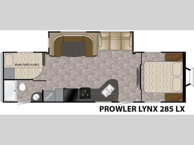 2017 Heartland Prowler Lynx 285 LX