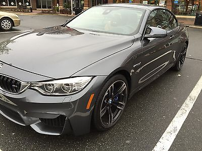 2016 BMW M4 Base Convertible 2-Door 2016 BMW M4 Convertible 2-Door 3.0L