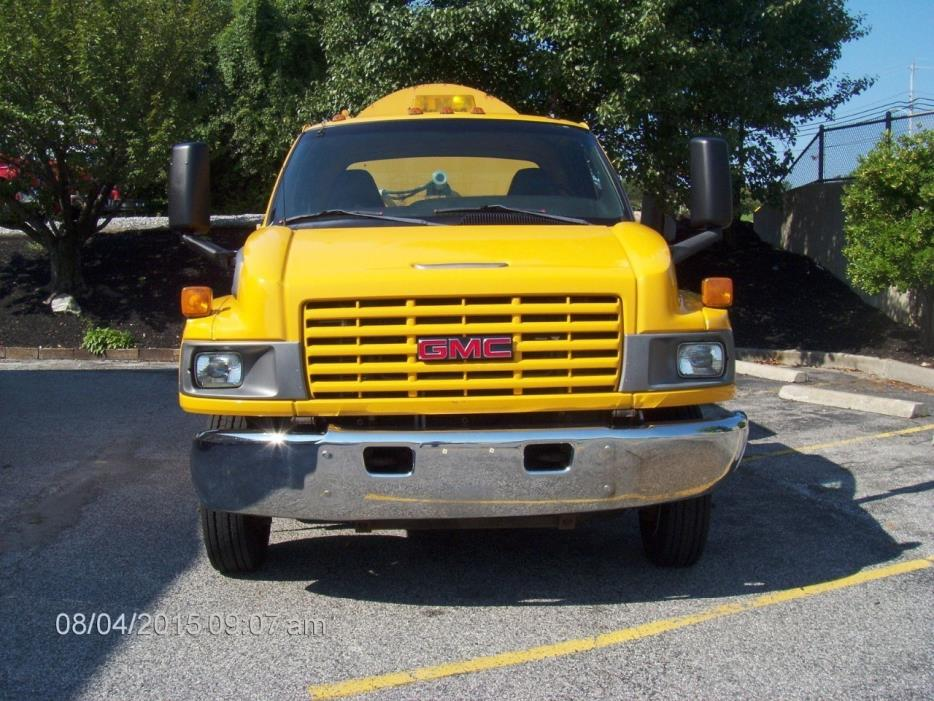 2003 Gmc C4500 Sewer Trucks