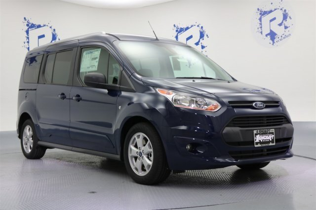 2017 Ford Transit Connect Xlt W/Rear Liftgate  Cargo Van