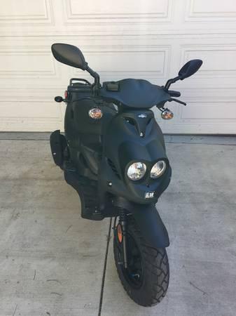 2014 Genuine Scooter Company BUDDY 125