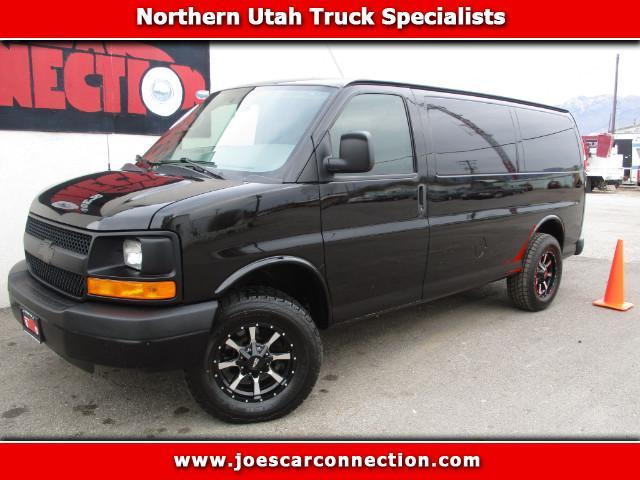 2013 Chevrolet Express 1500 Awd Car Cargo Van