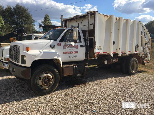 1999 Gmc C7500 Garbage Truck