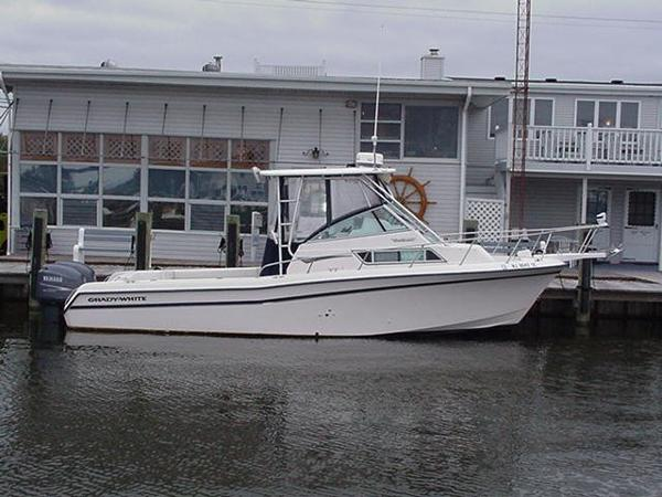 1997 Grady-White 272 Sailfish WA
