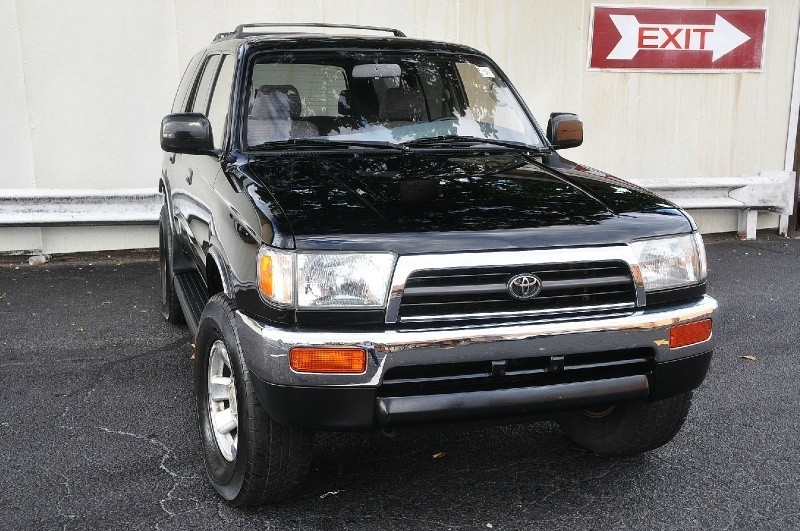 1998 Toyota 4Runner 4dr SR5 3.4L Auto 4WD LOW MILES