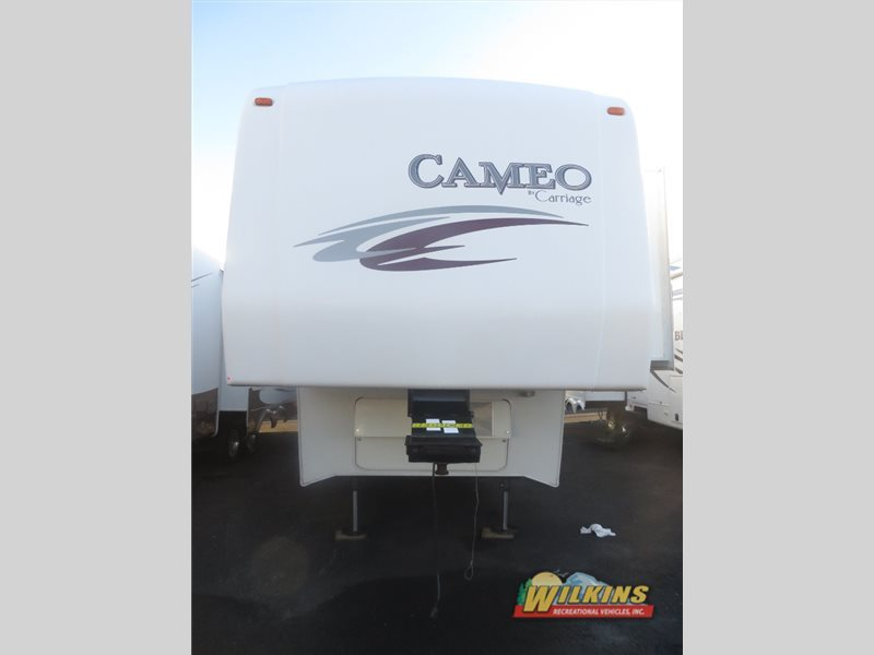 2010 Carriage Cameo 37RE3