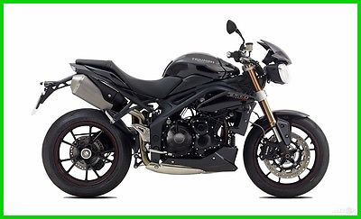 Triumph Speed Triple ABS 2015 Triumph Speed Triple ABS New