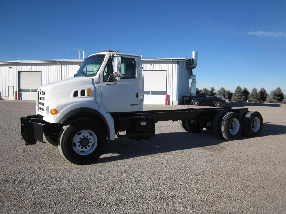 2003 Sterling L7500 Cab Chassis