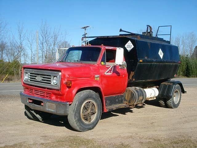 1977 Chevrolet C65 Mixer Truck