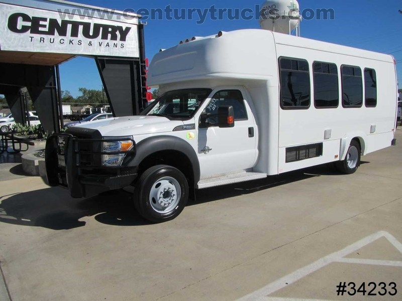 2013 Ford F550 Bus