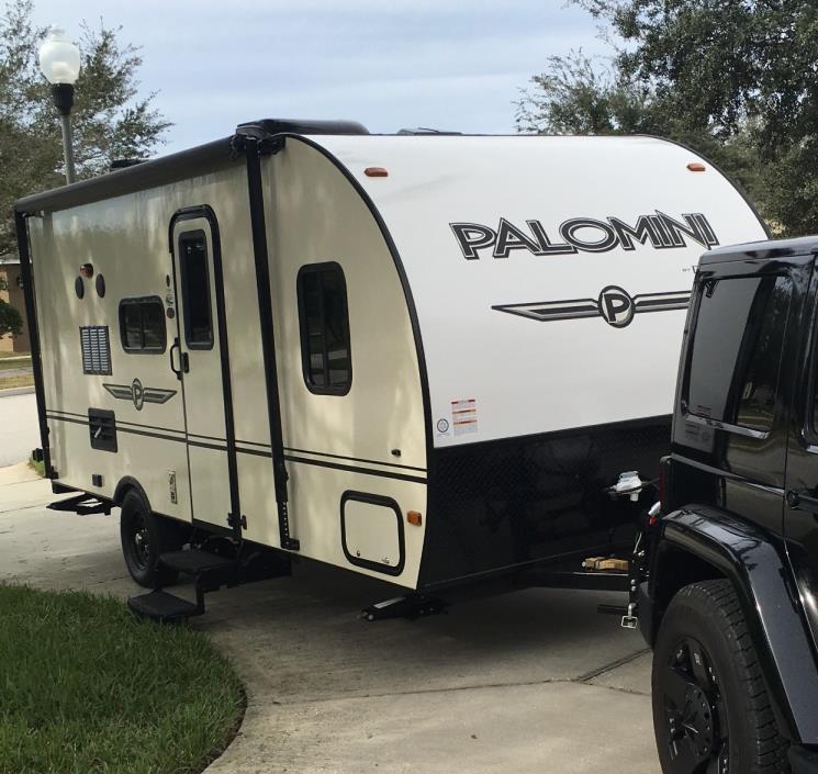 2015 Palomino PALOMINI 177BH