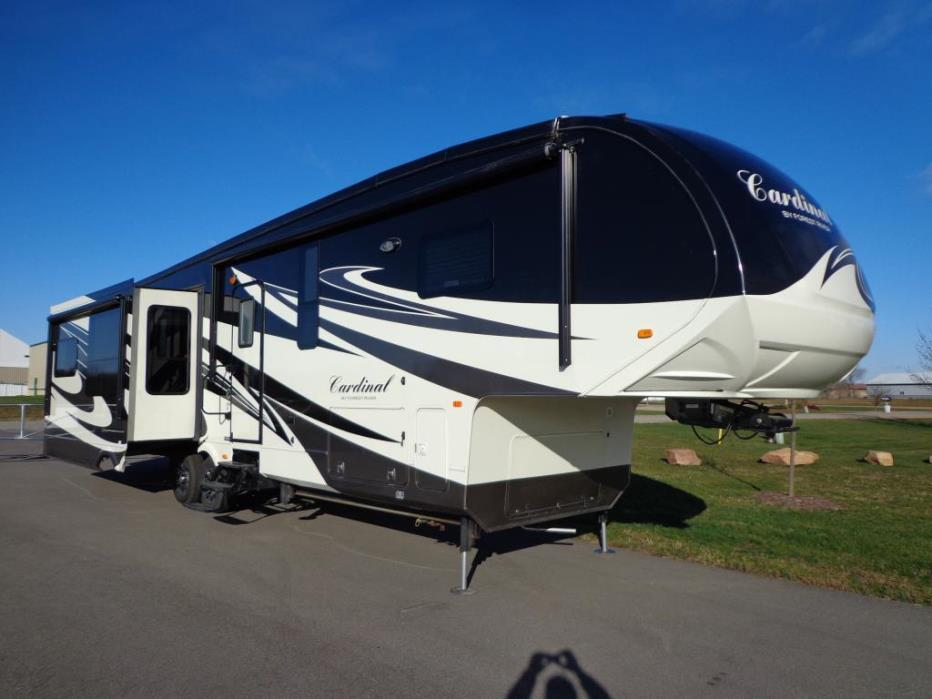 Forest River Cardinal 3450rl Rvs For Sale