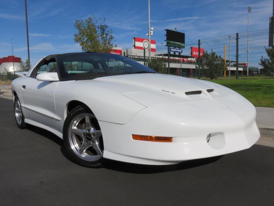 Pontiac Firebird trans am ws6 cars for sale