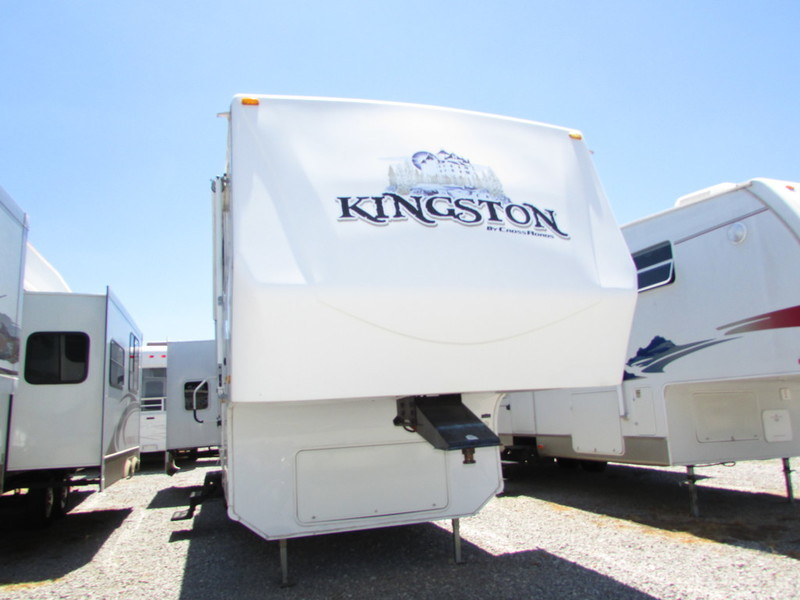 Crossroads Kingston 34TB Fifth Wheel