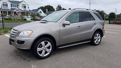 2007 Mercedes-Benz M-Class s 2007 mercedes ML350 SUV