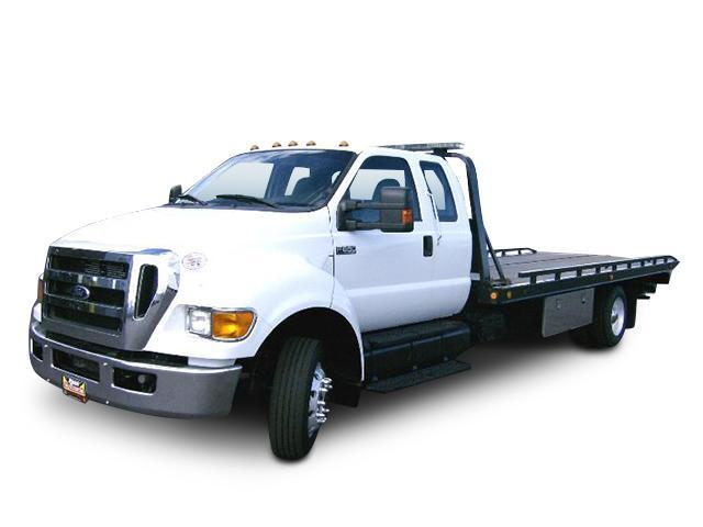 2012 Ford F-650 Rollback Tow Truck