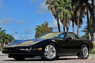 1996 Chevrolet Corvette Base Coupe 2-Door 1996 CHEVROLET CORVETTE COUPE LT4/ZF 6 SPEED! Grand Sport Motor! 29,000 Miles!