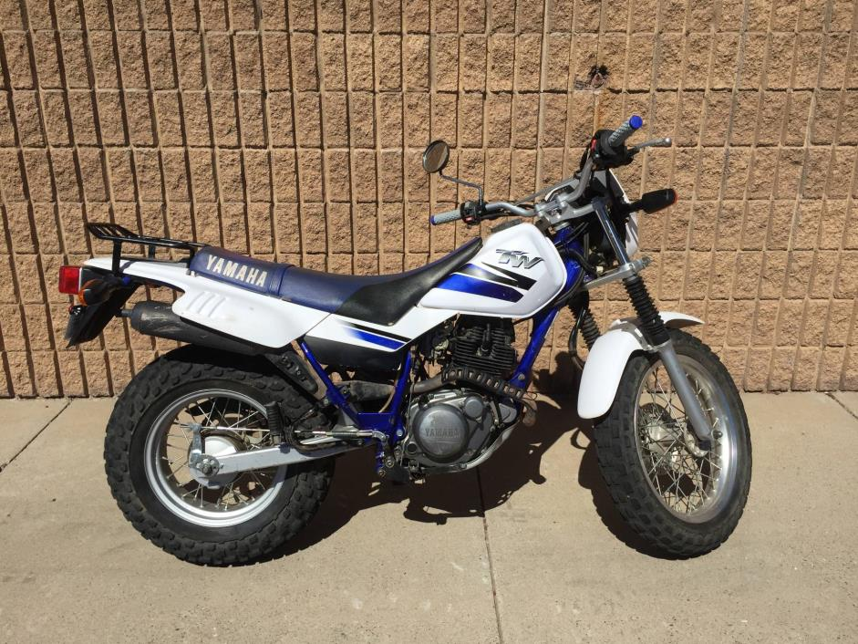 2002 Yamaha Tw200 Vehicles For Sale