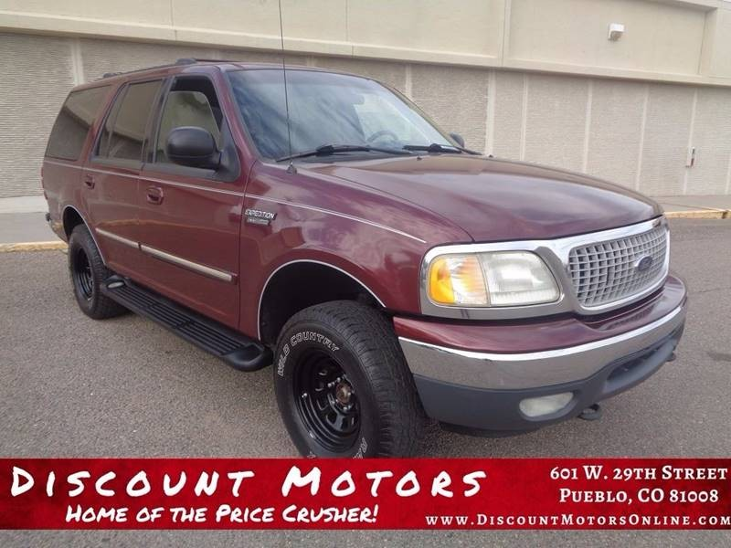 1999 Ford Expedition XLT 4dr 4WD SUV
