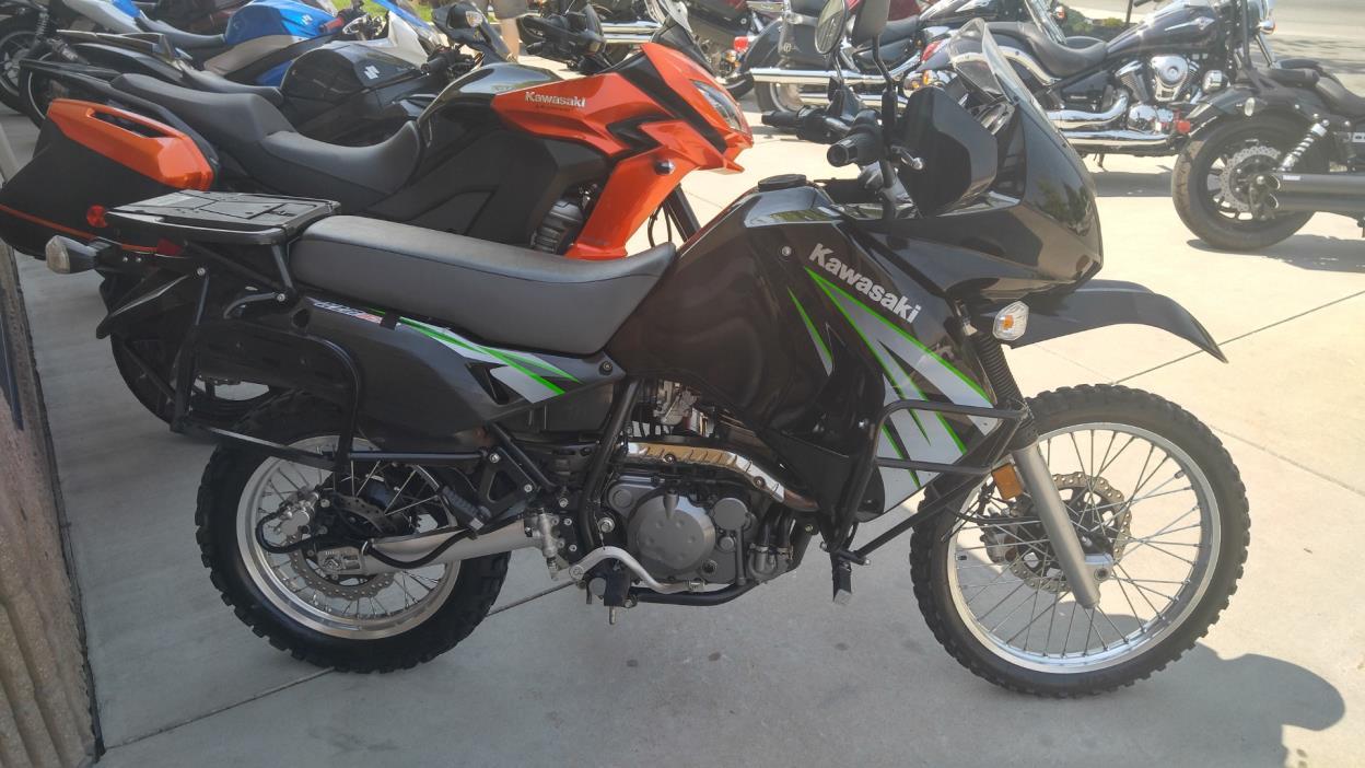 2009  Kawasaki  KLR™650