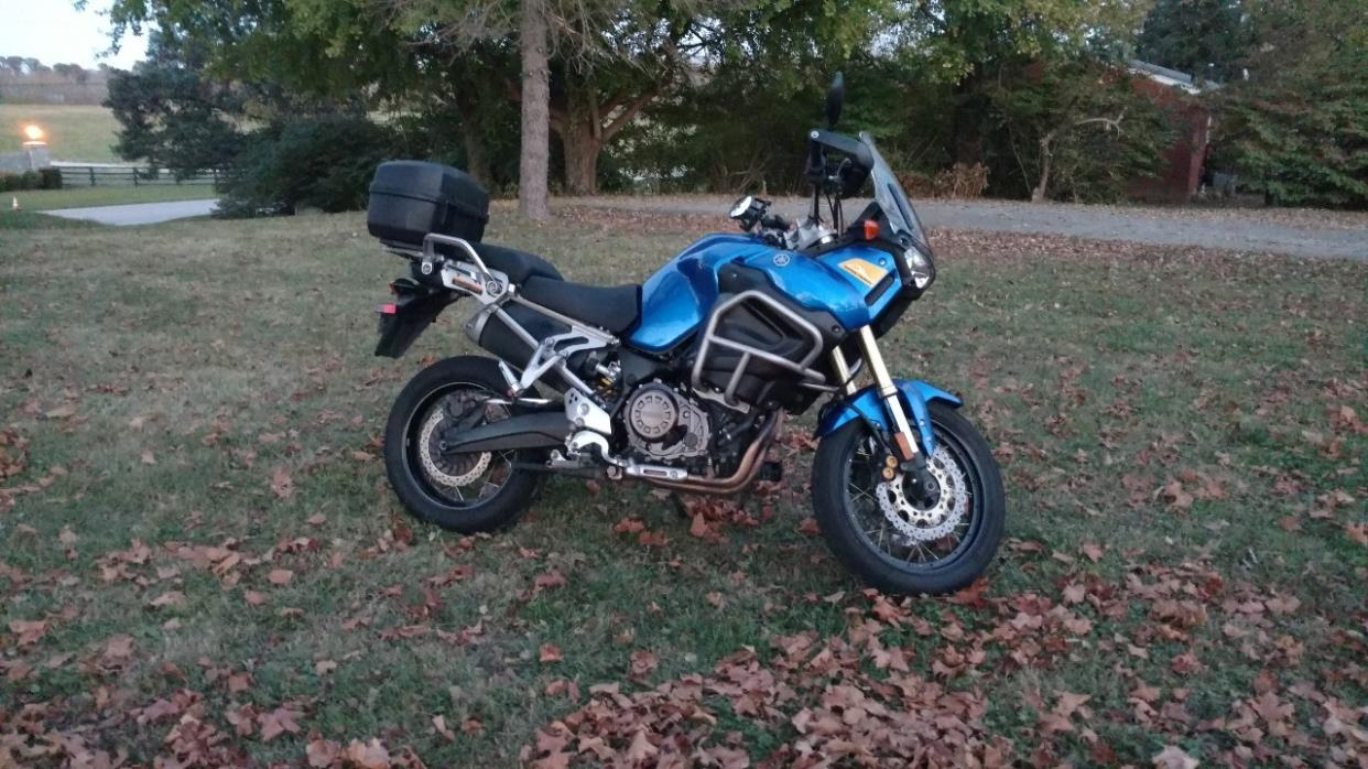 Yamaha super tenere motorcycles for sale in kentucky for Yamaha dealers in kentucky