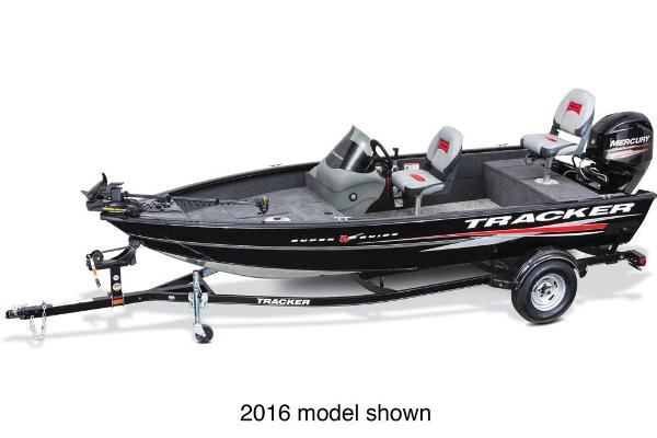 2017 Tracker Super Guide V-16 SC