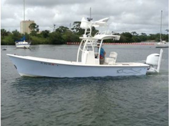 2010 Gause Built Boats GB26