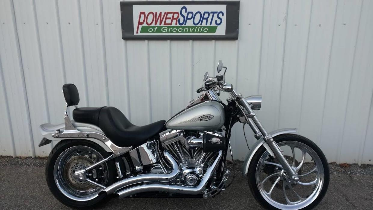 Harley Davidson Softail Standard Motorcycles For Sale In Greenville