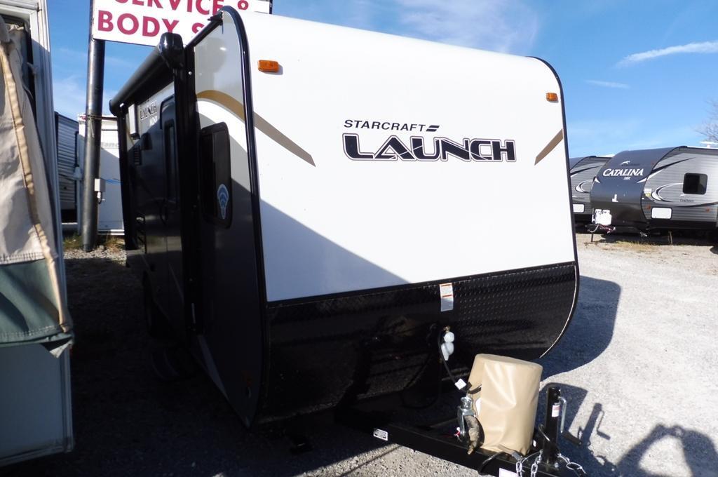 2017 Starcraft Launch 17BH