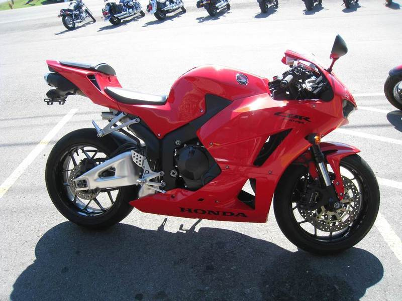 2012 honda cbr 600rr abs motorcycles for sale in tennessee for Honda motorcycle dealers in tennessee