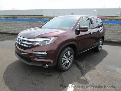 Honda Pilot awd 4dr ex l w res cars for sale