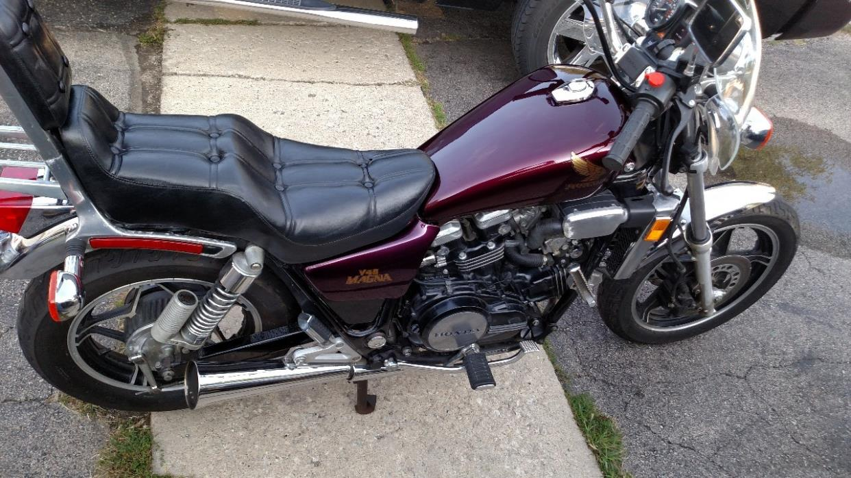 honda magna motorcycles  sale  illinois