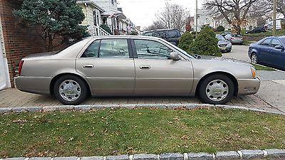 2001 Cadillac DeVille  2001 Cadillac Deville