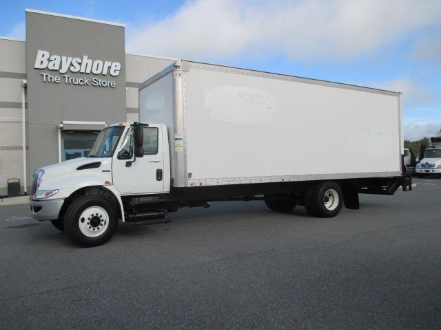 2013 International 4400  Box Truck - Straight Truck
