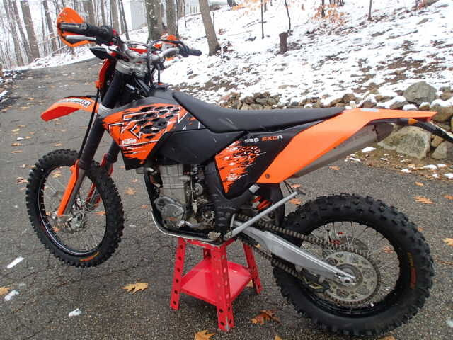 Ktm Xc 530 Motorcycles For Sale