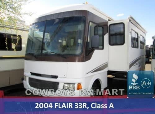 2004 Fleetwood FLAIR 33R