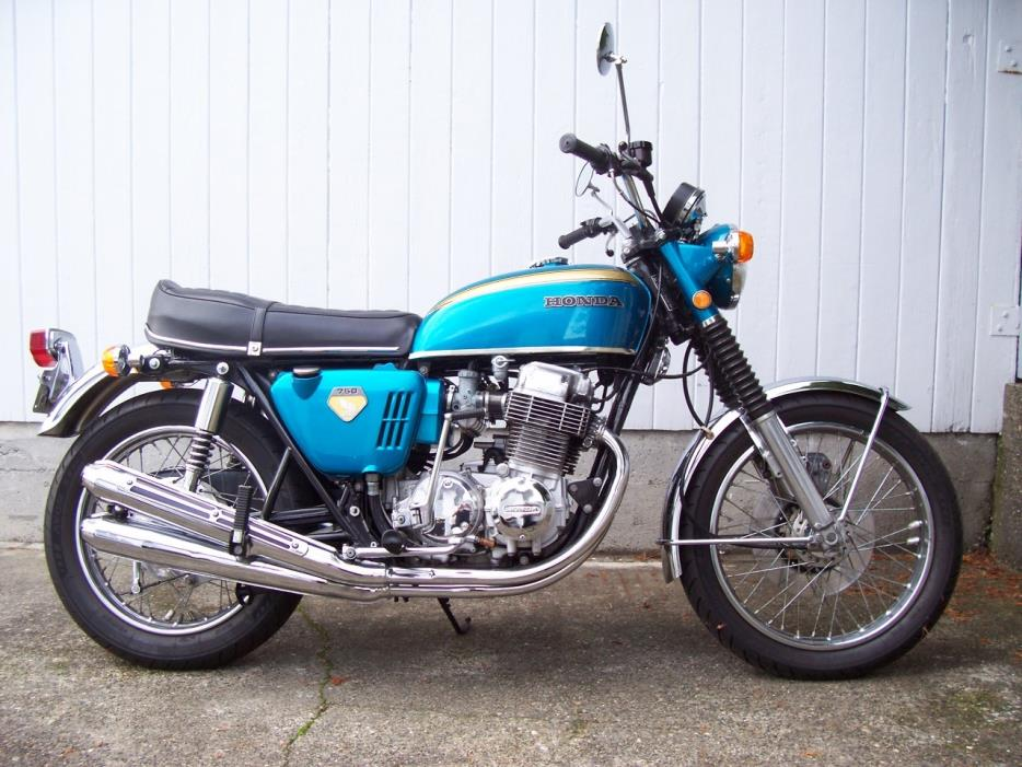 1970 Honda Cb750 Motorcycles For Sale
