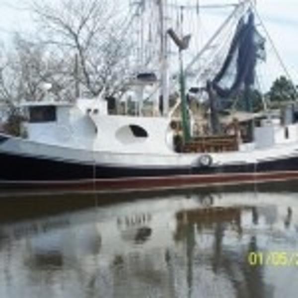1982 Steel Trawler