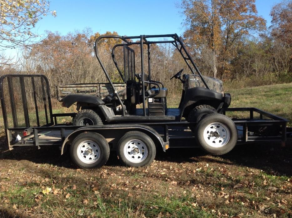 Kawasaki Mule For Sale Craigslist