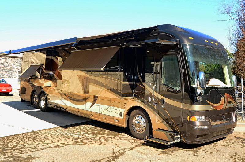 2008 Country Coach AFFINITY 700