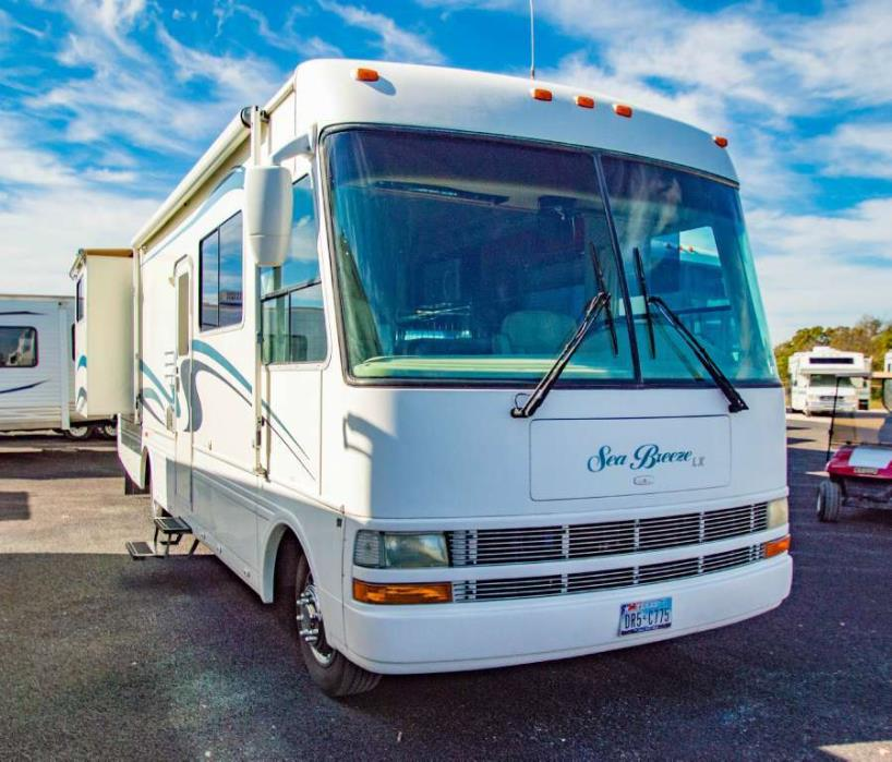 2002 Pacific Coachworks Sea Breeze 8311