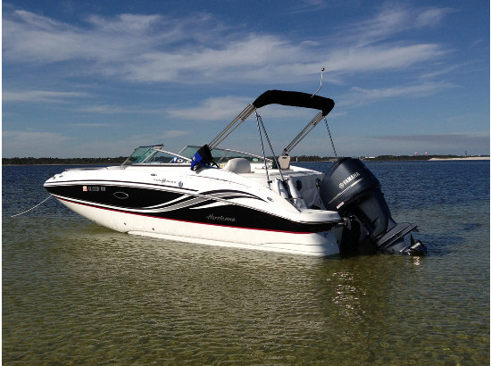 Hurricane sundeck 24 vehicles for sale for Hurricane sundeck for sale
