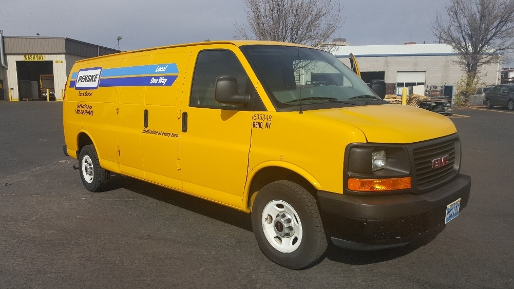 2012 Gmc Savana G2500 Cargo Van