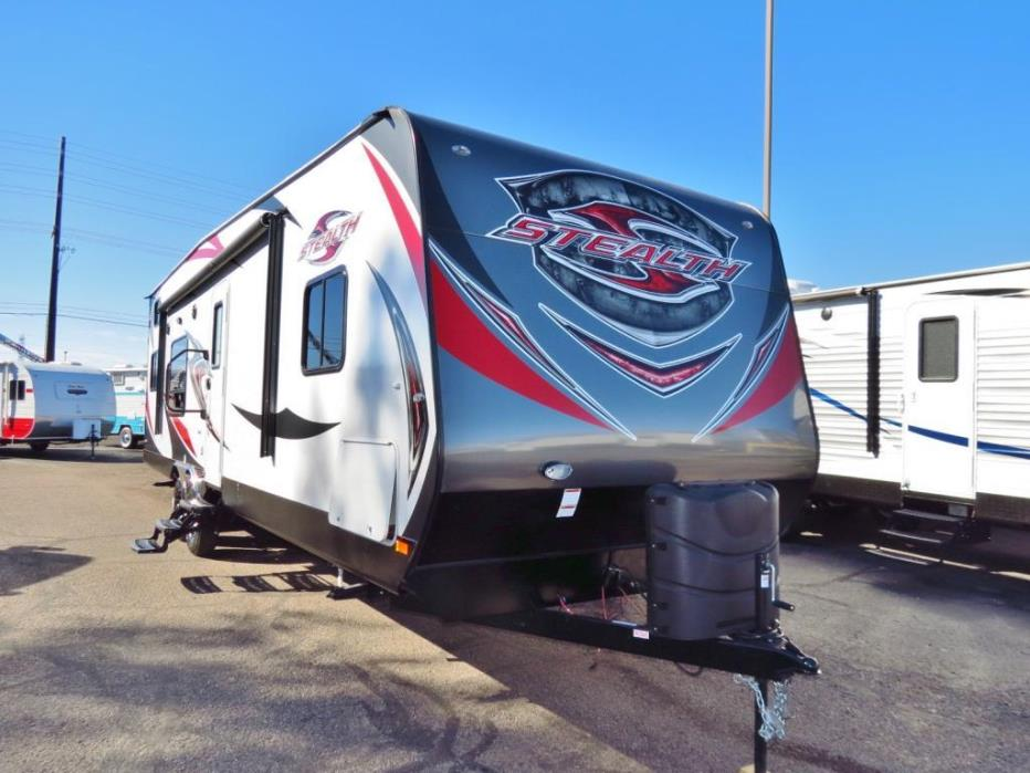 Forest River Stealth Wa2817g Rvs For Sale