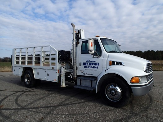 2007 Sterling Acterra Tire Handler Products  Utility Truck - Service Truck